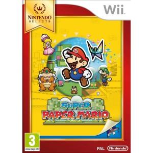 Super Paper Mario (usato) (wii)