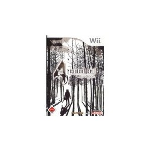 Capcom Resident Evil 4 Wii Edition (wii)