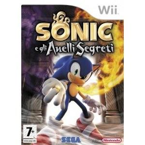 Sonic e gli anelli segreti (usato) (wii)