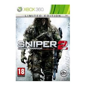 Sniper Ghost Warrior 2 Limited Edition (XBOX 360)