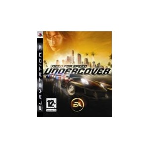 Need for Speed Undercover (usato) (ps3)