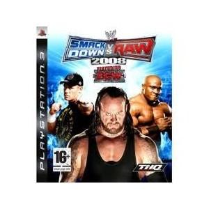 WWE Smackdown vs Raw 2008 (usato) (ps3)