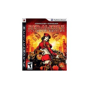 Command & Conquer Red Alert 3 (usato) (ps3)
