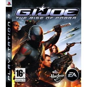 G.I. JOE La Nascita dei Cobra (usato) (ps3)