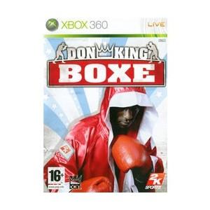 Don king Boxe (usato) (xbox 360)