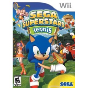 Sega Superstar Tennis (wii)