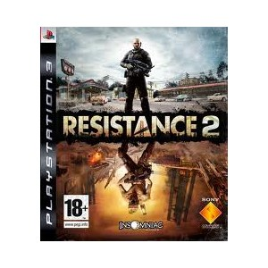 Resistance 2 (usato) (PS3)