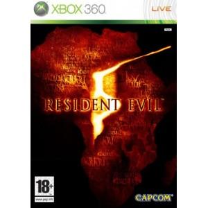 Resident Evil 5 (usato) (Xbox 360)