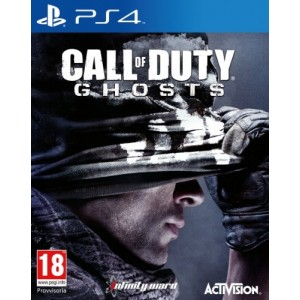 Call of Duty COD Ghosts (usato) (ps4)