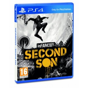Infamous Second Son (usato) (ps4)