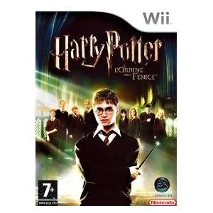 Harry Potter e l'ordine della Fenice (usato) (Wii)