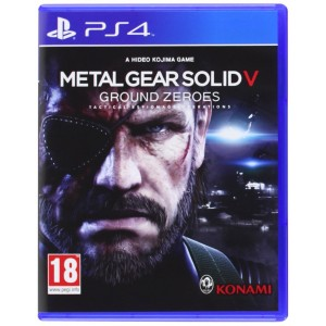 Metal Gear Solid V: Ground Zeroes (MGS 5) (usato) (ps4)