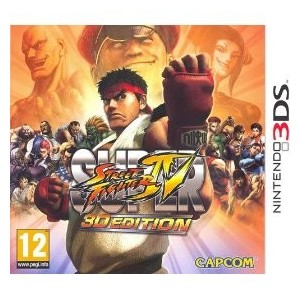 Street Fighter IV (3DS)