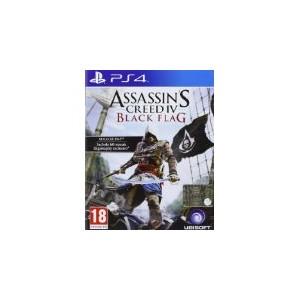 Assassins Creed 4 IV Black Flag (usato) (ps4)