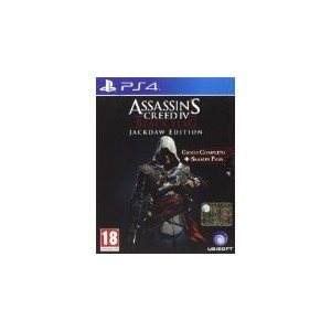 Assassin's Creed IV: Jackdaw Edition (usato) (ps4)