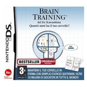 Brain Training (usato) (DS)