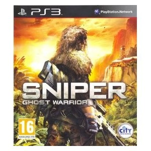 Sniper Ghost Warrior [Special Edition] (PS3)