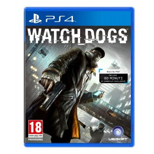 Watch Dogs (usato) (ps4)
