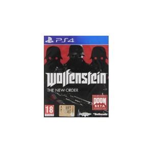 Wolfenstein: The New Order (usato) (ps4)
