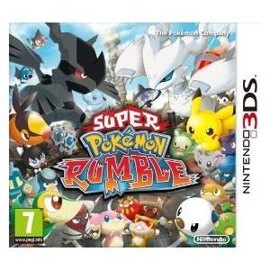 Super Pokemon Rumble (3DS)