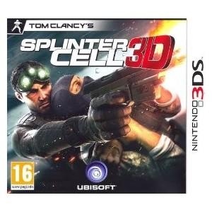Splinter Cell 3D (3DS)