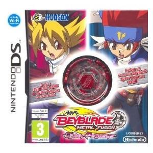 Beyblade Mfu + Spin (DS)