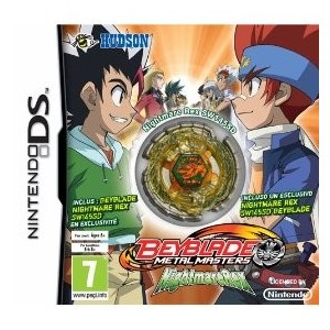 Beyblade 2 + Spin (DS)