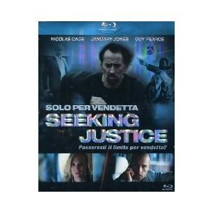 Solo Per Vendetta - Seeking Justice (bluray)