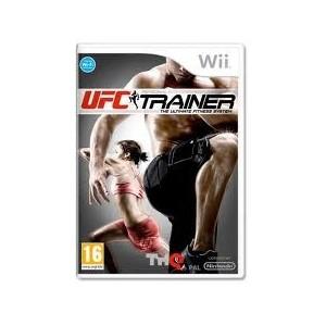 UFC Personal Trainer (GIOCO + CINTURA) (wii)