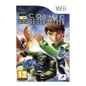 Ben 10: Ultimate Alien - Cosmic Destruction (wii)