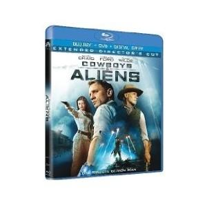Cowboys & Aliens (Blu-Ray+Dvd+Digital Copy)