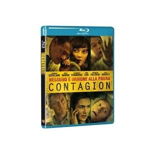 Contagion (Blu-Ray+Copia Digitale)