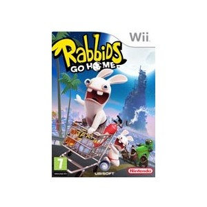 Rabbids Go Home (wii)