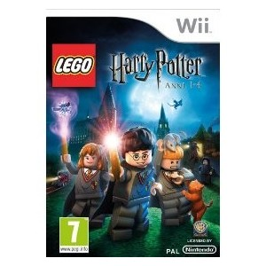 LEGO Harry Potter (anni 1-4) (wii)