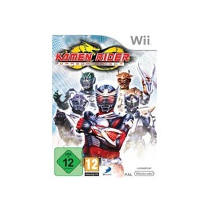 Kamen Rider: Dragon Knight  (wii)