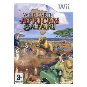 Wild Earth: African Safari (wii)