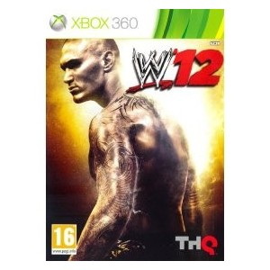 WWE 12 wrestlemania (xbox 360)