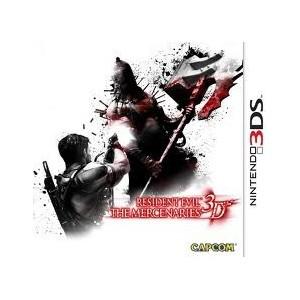 Resident Evil: The Mercenaries 3DS (usato) (3DS)