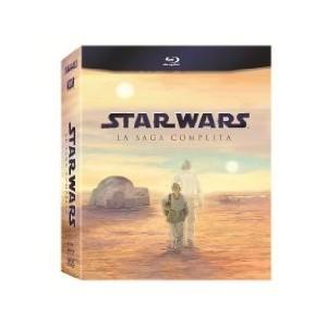 Star Wars Saga Completa (9 Bluray)