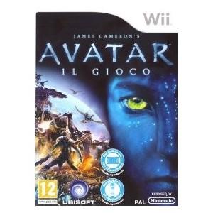 Avatar il gioco (usato) (Wii)