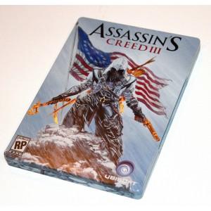 Steelbook Assassin's Creed 3