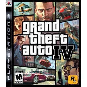 Grand Theft Auto IV (GTA 4) (usato) (ps3)
