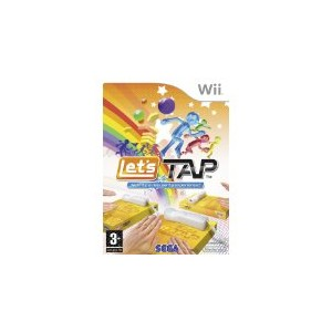 Let's Tap (usato) (Wii)