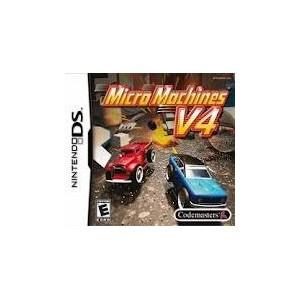 Micromachine V4 (usato) (DS)