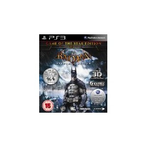 Batman Arkham Asylum (usato) (PS3)