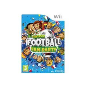 Fantastic football fan party (wii)