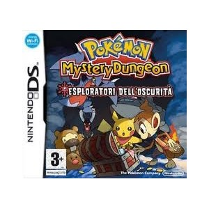 Pokemon Mystery Dungeon esploratori dell'oscurità (usato) (DS)