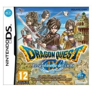 Dragon Quest IX: Le Sentinelle del Cielo (DS)