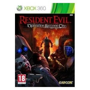 Resident Evil: Operation Raccoon City (xbox 360)
