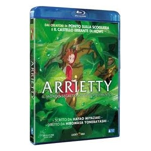 Arrietty (bluray)